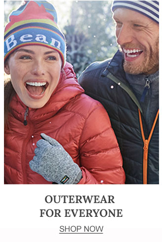 Outerwear For Everyone