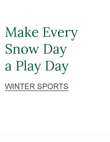 Make Every Snow Day a Play Day