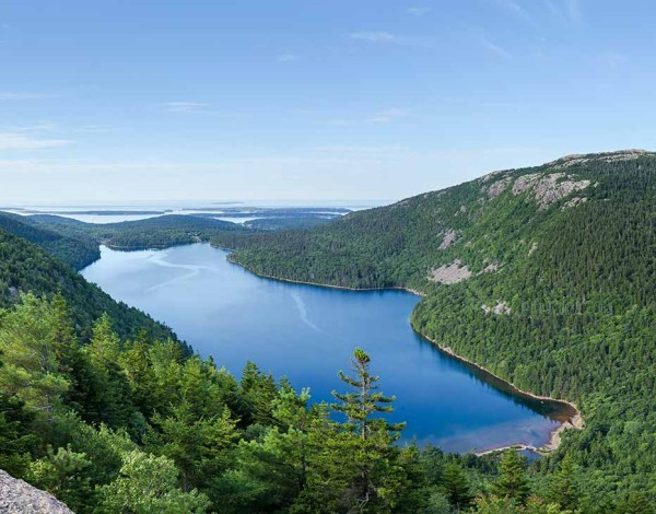 Acadia National Park Landscape