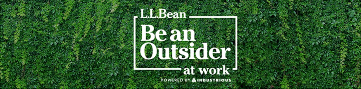 L.L.Bean Be an Outsider at Work
