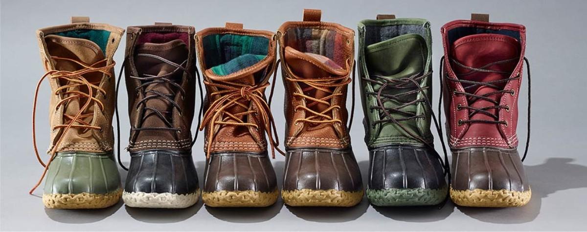 NEW Small Batch L.L.Bean Boots