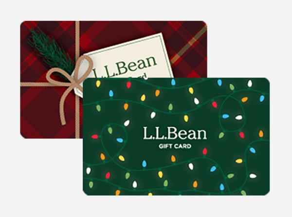 The L.L.Bean Gift Card