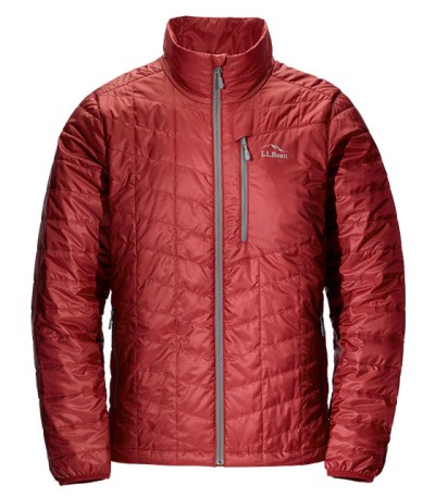 Men's PrimaLoft Outerwear, Apparel and Footwear