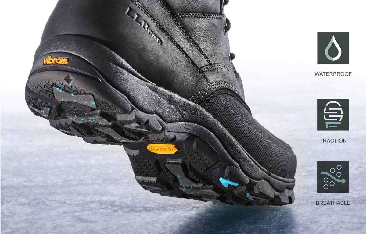 Arctic Grip Footwear. Waterproof. Traction. Breathable.