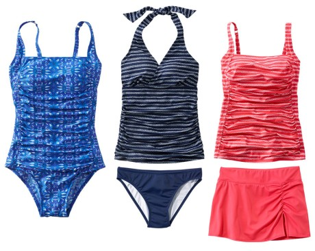 Mix-and-Match Swimwear