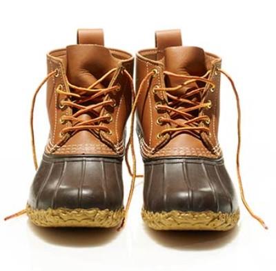 """Men's 6"""" L.L.Bean Boots"""