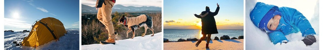 Be an Outsider L.L.Bean Contest Winter Photo Submissions