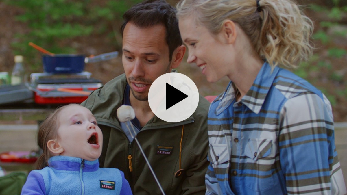 Play video - Together Outside: Toddlers in Tents