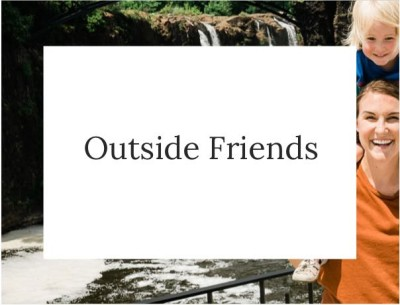 Outside Friends