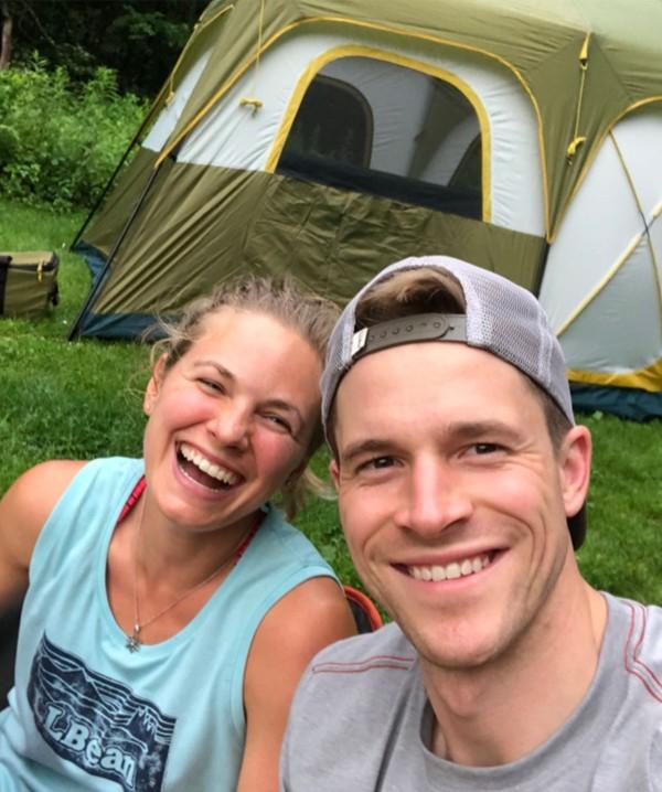 Jessie Diggins and her boyfriend