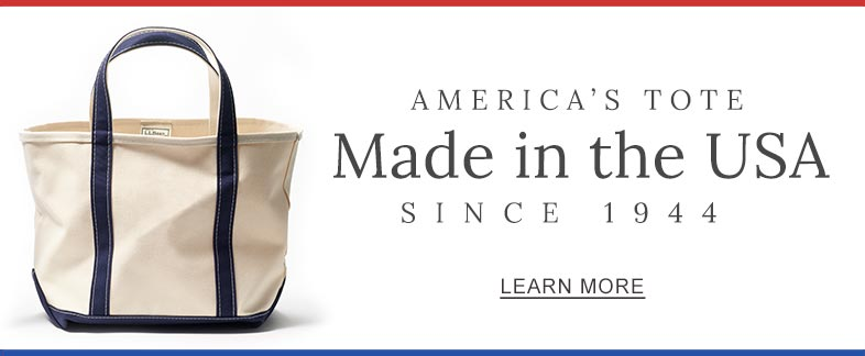 America's Tote Made in the USA Since 1944