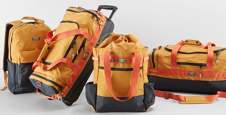 Travel-Tough Cordura Travel can be tough on bags. That's why we designed our newest luggage with Cordura nylon, known for its incredible strength, water repellency and abrasion resistance.