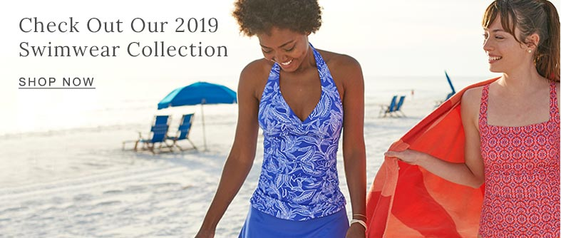 Check Out Our 2019 Swimwear Collection