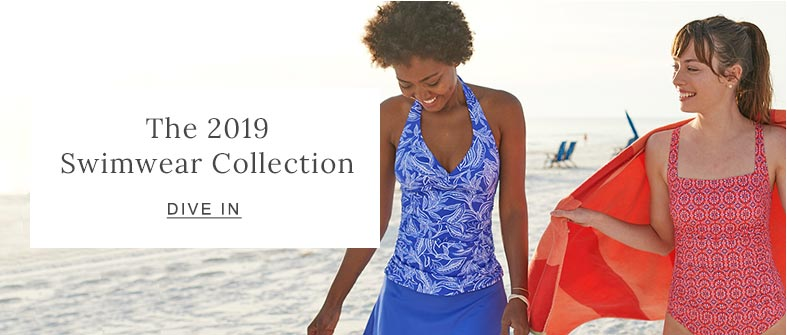 The 2019 Swimwear Collection
