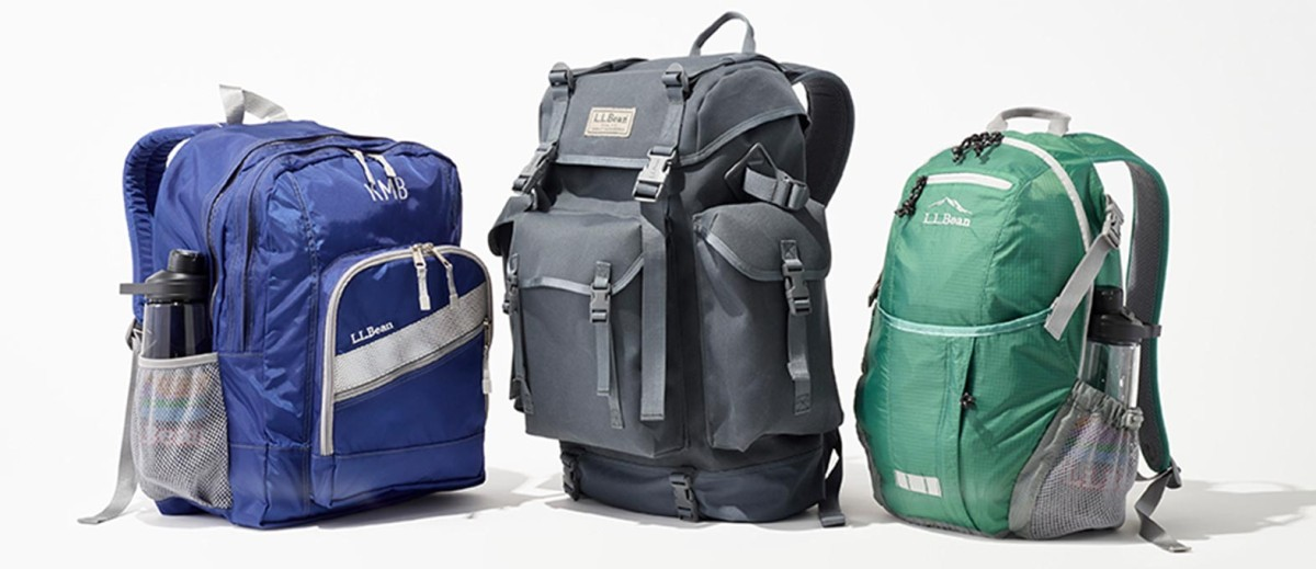Pack In More Summer Fun With our wide variety of backpack styles and colors.