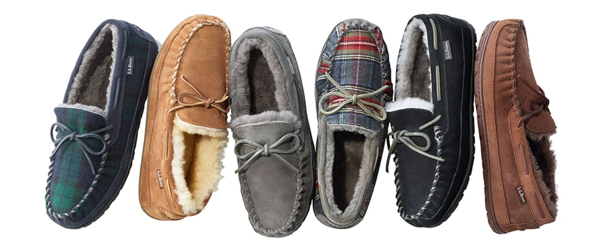 Wicked good slippers. The coziest slippers.
