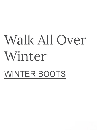 Walk All Over Winter