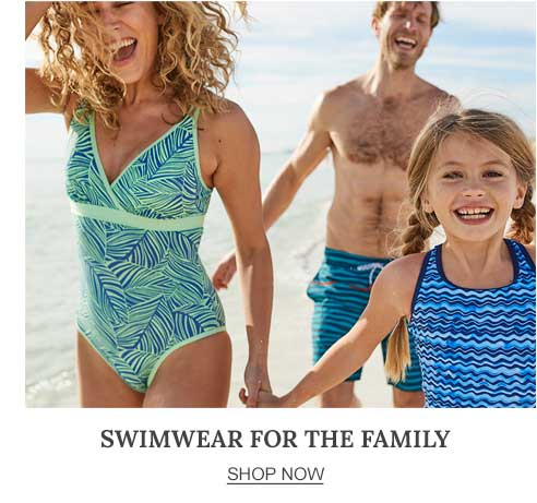 Swimwear for the Family