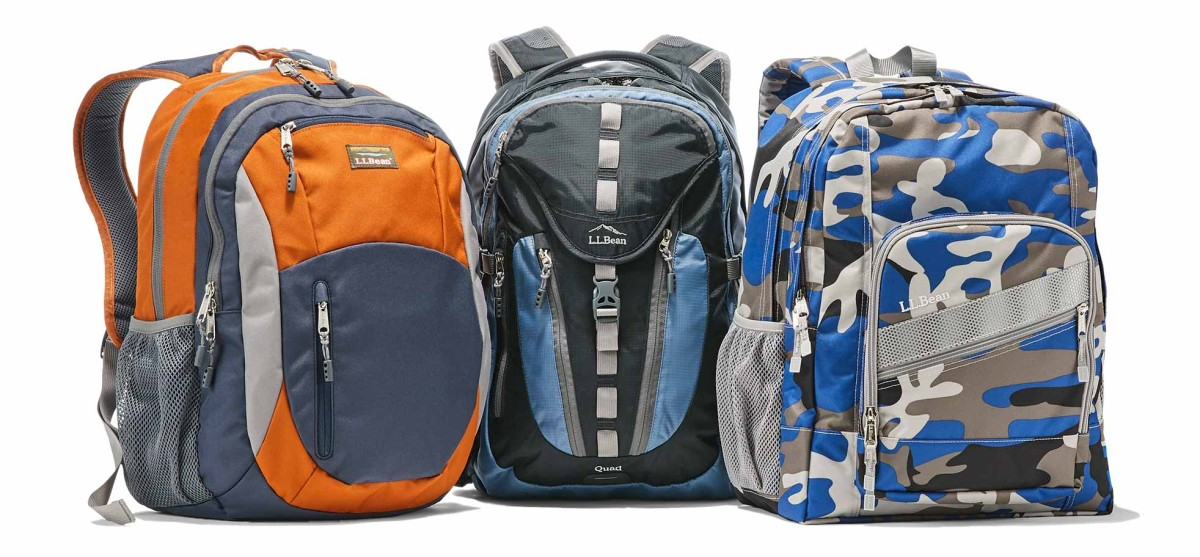 L.L.Bean Backpacks: In a Class of their Own
