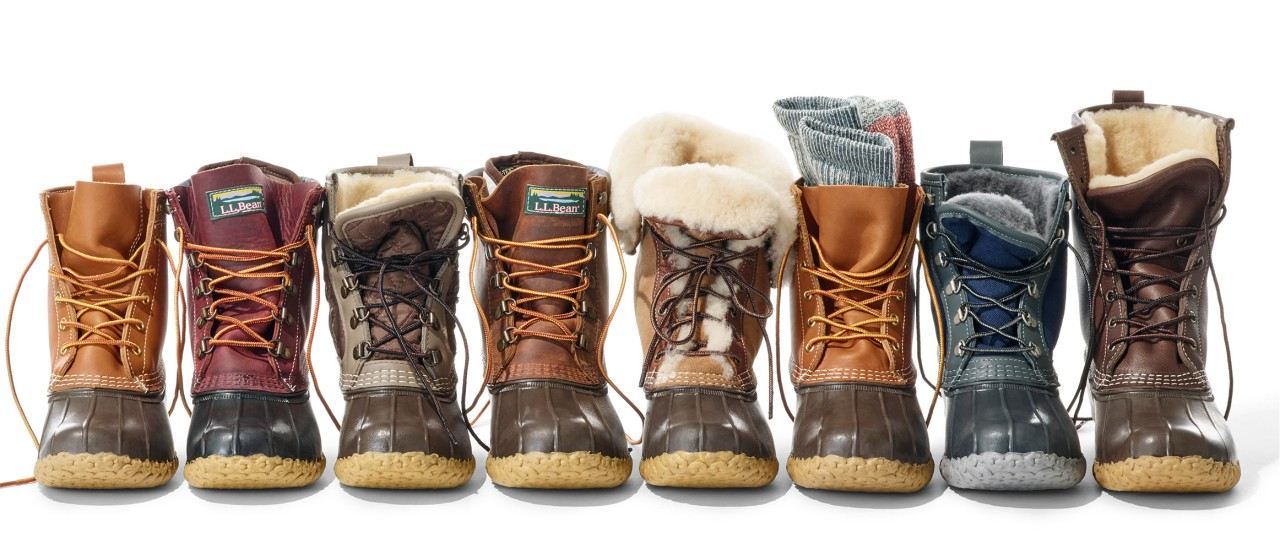 There's a Bean Boot for Everyone Discover the perfect Bean Boots for you with our largest selection ever. They're still made in Maine one pair at a time.