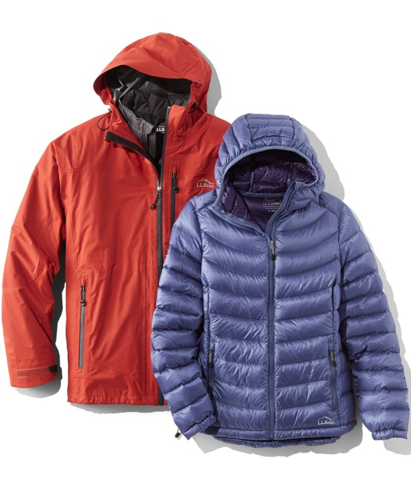 3. Outer Layer Why You Need It A water- and wind-resistant outer layer will keep out winter's worst. Well-designed insulated outerwear will protect you from bad weather, keep you warm and let your inner layers breathe.
