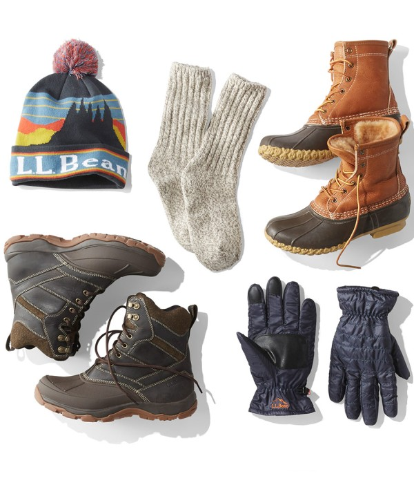 4. Boots and Accessories Why You Need Them If your extremities get cold, it's going to cool the rest of you off pretty quickly. Warm boots, gloves and a hat will keep you comfortable from head to toes.