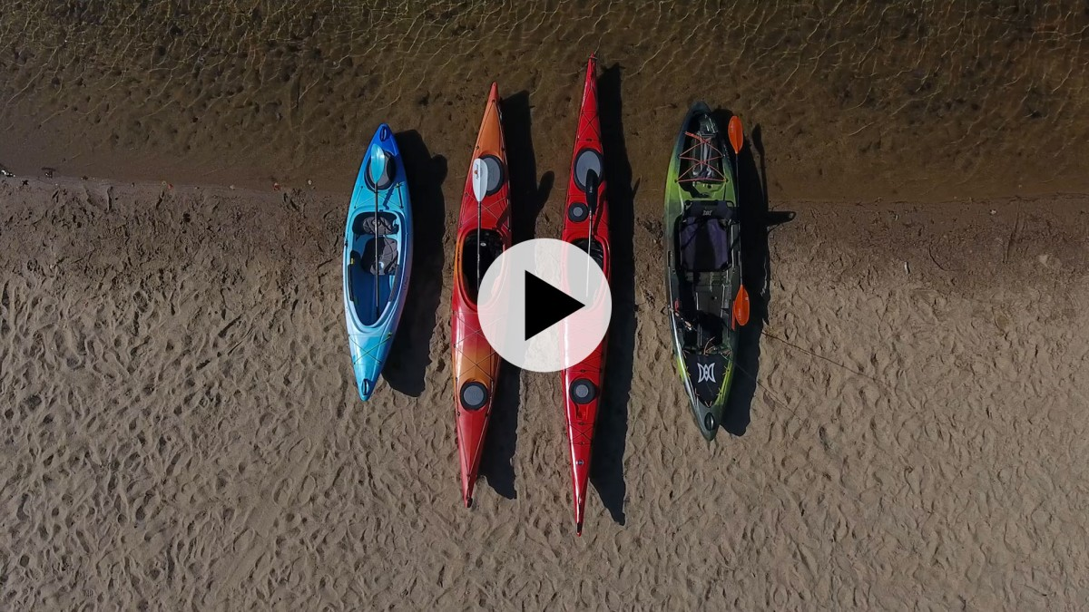 How to Choose a Kayak.