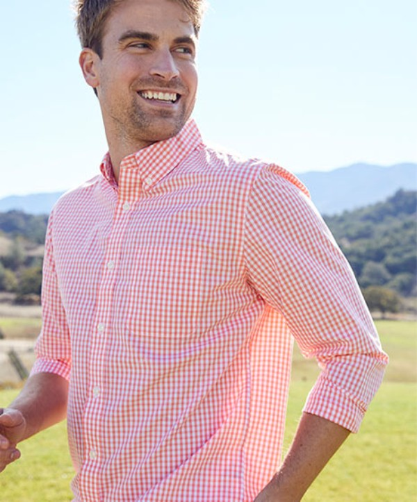 NEW COLORS Breathable, No-Iron Shirts