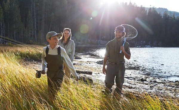 Field-Tested Fishing Clothing