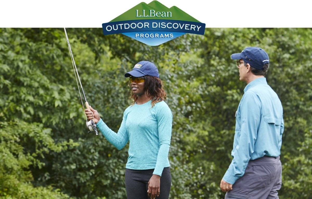 L.L.Bean Outdoor Discovery Programs