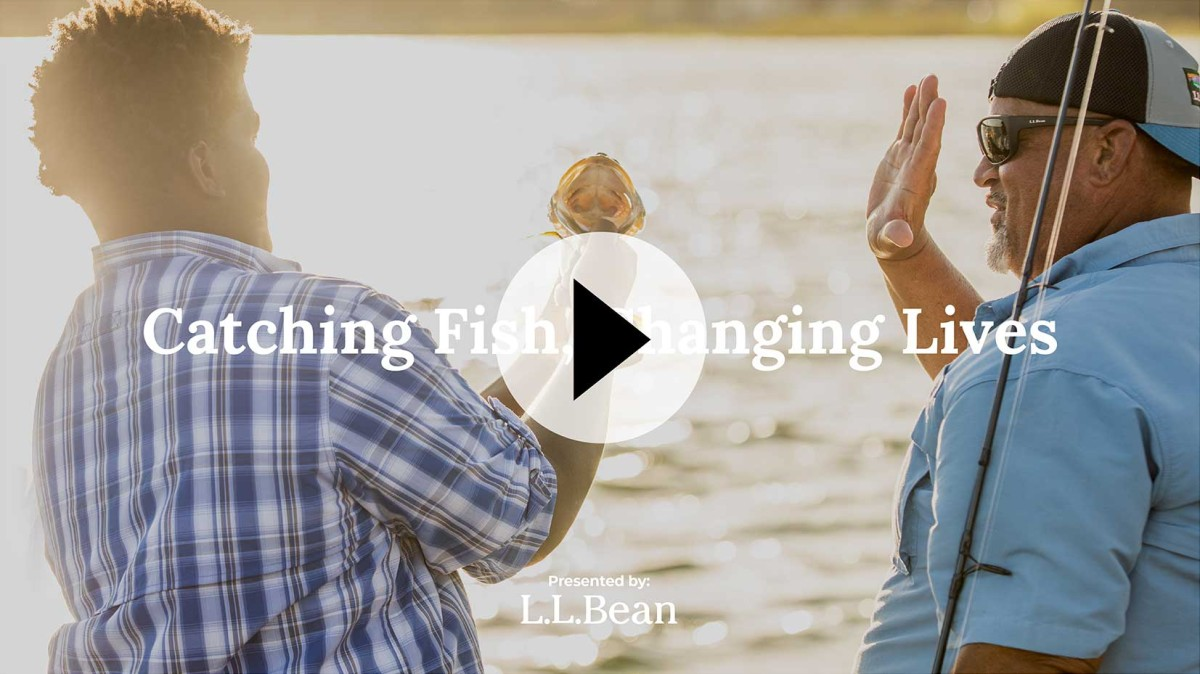 Catching Fish, Changing Lives