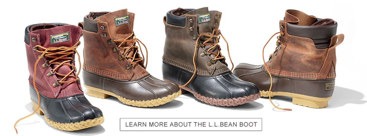 Learn More About the L.L.Bean Boot