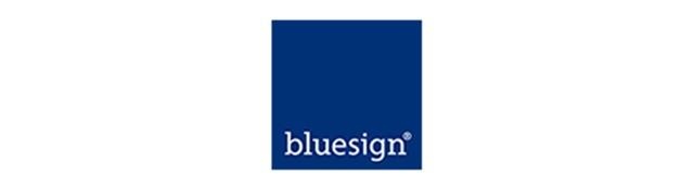 bluesign logo