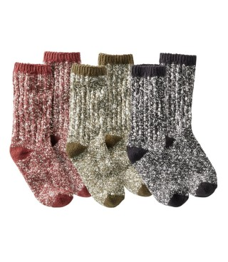 Cotton Ragg Socks