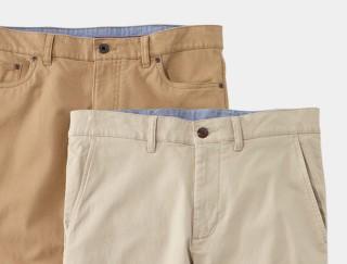 2 Chino pants