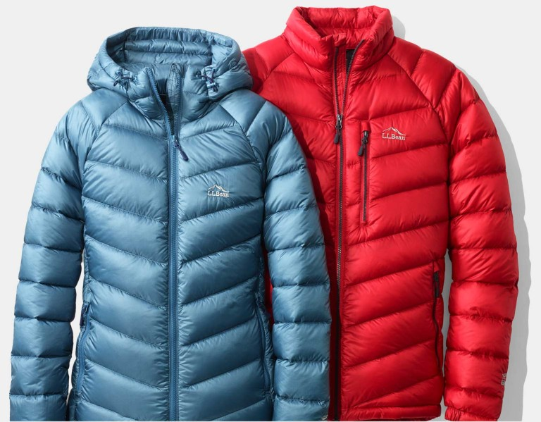 850 Down Jackets