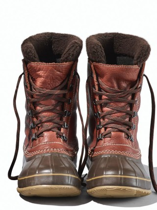 Pair of men's boots