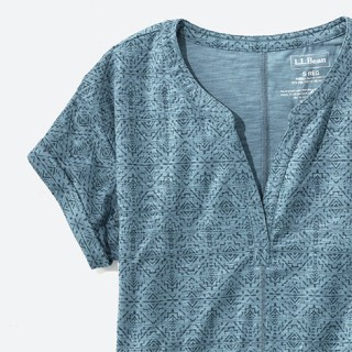 Close-up of woman's shirt