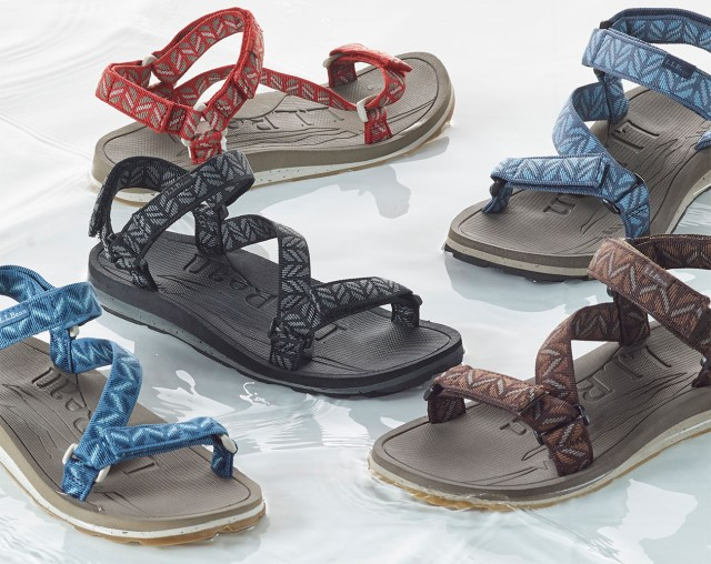 Assortment of sandals