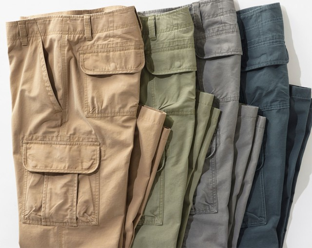 Assortment of pants