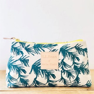 Erin Flett pine print hand bag
