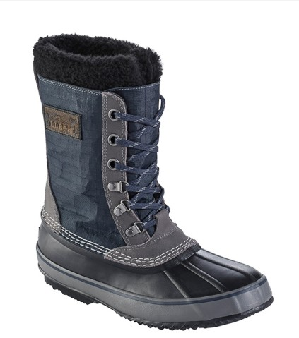 One of our warmest tall winter boots