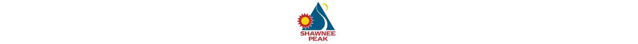 Shawnee Peak logo.