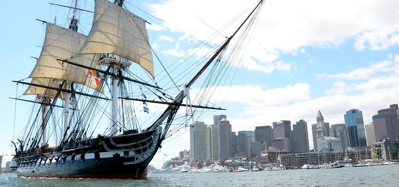 USS Constitution, Boston National Historical Park, Boston, MA