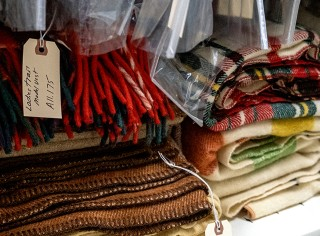 Blankets in the L.L.Bean archive