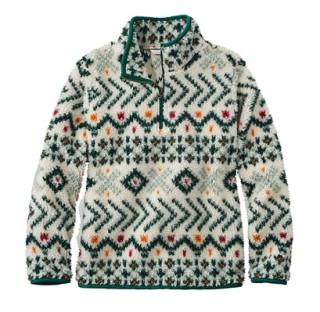 Women's Signature Sherpa Fleece pullover