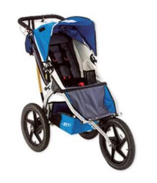 B.O.B. single stroller