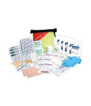 Contents of the Day Hiker First Aid Kit