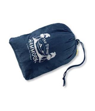 Travel Hammock in its storage pouch.