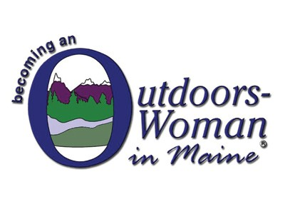 Becoming an Outdoors-Woman in Maine.